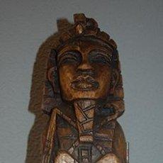 Antigüedades: BOTELLERO DE MADERA DE BOJ, SIGLO XX. Lote 40643117