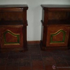 Antigüedades: PAREJA DE MESILLAS S XX. Lote 40710204