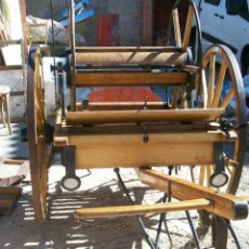Antigüedades: CARRO DE BOMBERO. Lote 40718089