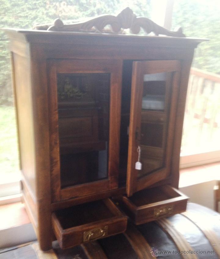 Mueble de cocina o comedor excelente estado re comprar - Muebles antiguos restaurados ...