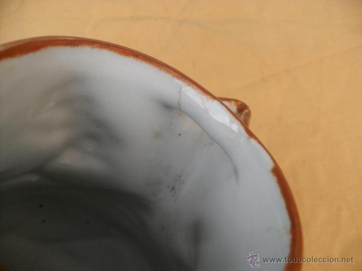 Antigüedades: antigua jarra,ceramica, Manises? - Foto 5 - 40771383
