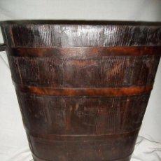 Antiquités: PORTADORA DE UVA ANTIGUA Y RESTAURADA (GRANDE). Lote 40780606