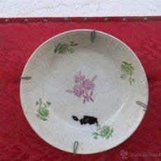 Antigüedades: FUENTE DE CERAMICA. Lote 40787779