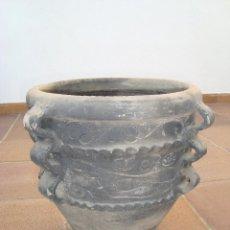 Antigüedades: ANTIGUO MACETERO CERANICA. AÑOS 30-40.. Lote 40791217