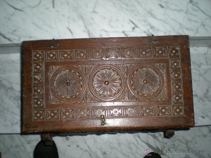 Antigüedades: AQUETA ESTILO MUDEJAR - Foto 3 - 39189525