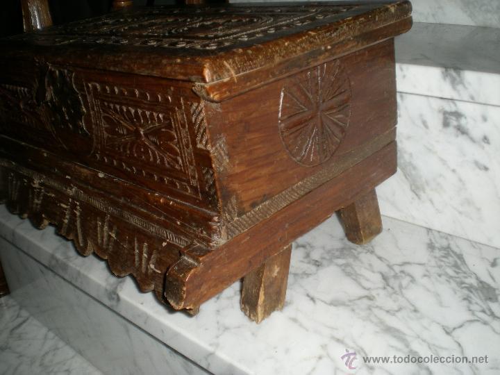 Antigüedades: AQUETA ESTILO MUDEJAR - Foto 4 - 39189525