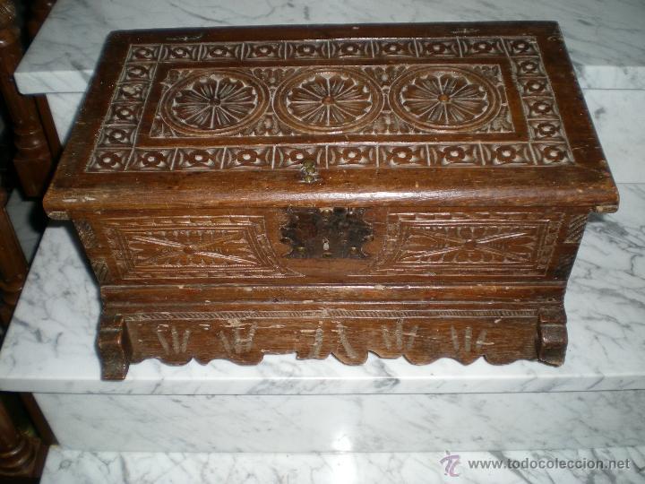 Antigüedades: AQUETA ESTILO MUDEJAR - Foto 6 - 39189525