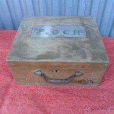 Antigüedades - caja madera - 78510003