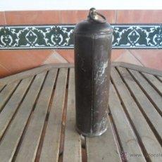 Antigüedades: ANTIGUO TERMO O CALIENTA CAMAS . Lote 109354067