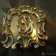 Antigüedades: CAJA DE PLATA PASTILLERO. Lote 40887456
