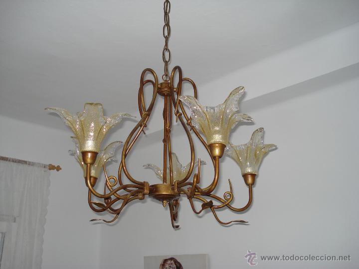 LAMPARA (Antigüedades - Iluminación - Lámparas Antiguas)
