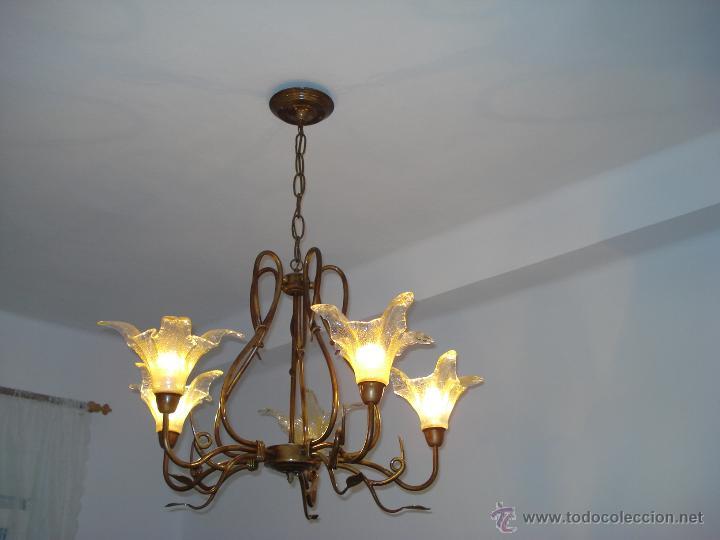 Antigüedades: LAMPARA - Foto 3 - 40919735