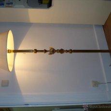 Antigüedades: LAMPARA DE PIE. Lote 40919842