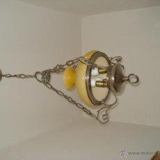 Antigüedades: LAMPARA. Lote 40919855