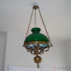 Antigüedades: LAMPARA. Lote 40919886