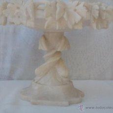 Antigüedades: FRUTERO DE ALABASTRO . Lote 40928908