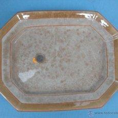 Antigüedades: ANTIGUA FUENTE OCHAVADA CON REFLEJO. Lote 40936021