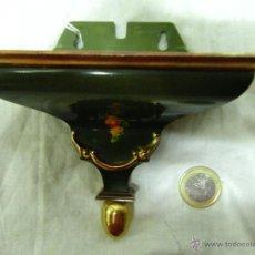 Antigüedades: REPISITA COLOR VERDE. Lote 40942004