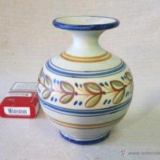 Antigüedades: JARRON DE TALAVERA. Lote 40943536