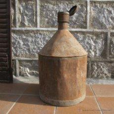 Antigüedades: CÁNTARO DE ZINC. Lote 40945260