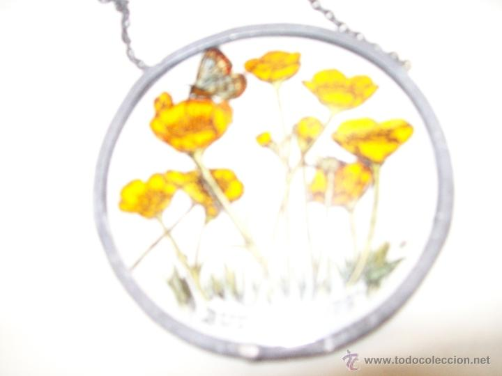 Antigüedades: Colgate Pub ingles Buttercups 10 cm diametro - Foto 3 - 40945875
