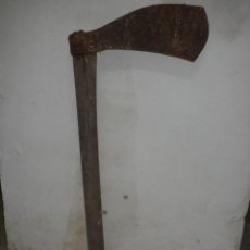 Antigüedades: GRAN HACHA. Lote 40959737