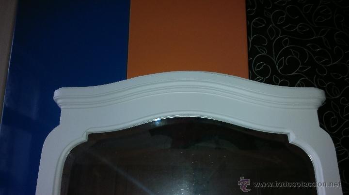 Antigüedades: Espejo Antiguo Restaurado - Foto 3 - 40967267