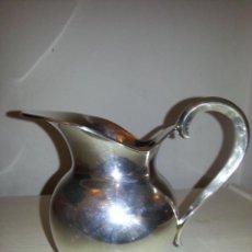 Antigüedades: PRECIOSA JARRA - JARRITA DE PLATA DE LEY 166 GR DE PESO - 834. Lote 40979916