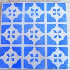 Antiquitäten - Lote 13 azulejos Valencia. 20X20 - 40983540