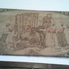 Antigüedades: ANTIGUO TAPIZ DE DON QUIJOTE DE LA MANCHA . Lote 41019368