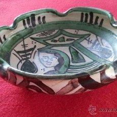 Antigüedades: ANTIGUA CERAMICA PUNTER. Lote 41045414