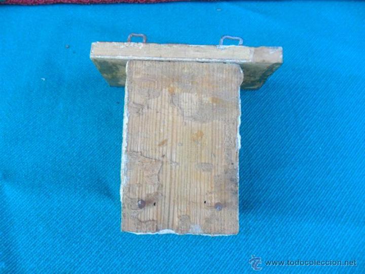 Antigüedades: mensula dorada - Foto 3 - 41045859