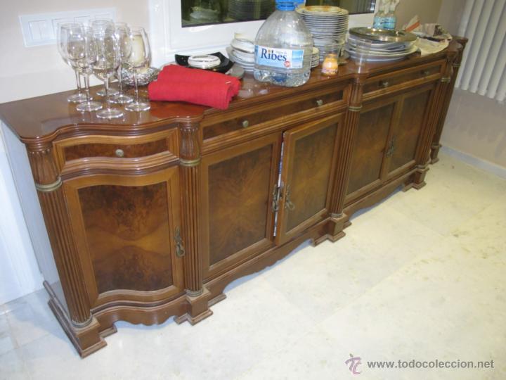 mueble buffet comedor madera de raiz comprar muebles