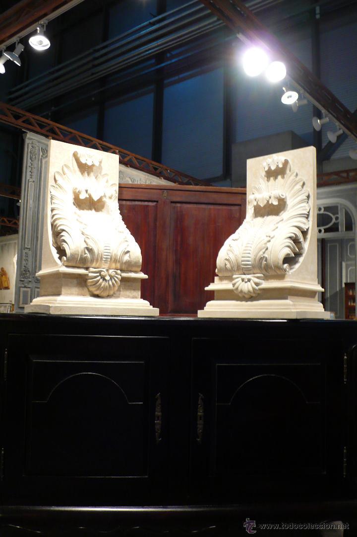 MÉNSULA (Antigüedades - Muebles Antiguos - Ménsulas Antiguas)