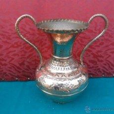 Antigüedades: JARRON DE COBRE. Lote 41073411