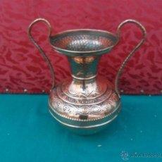 Antigüedades: JARRON DE COBRE. Lote 41073709