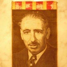 Antigüedades: SEDA DE LLUIS COMPANYS , MORT PER CATALUNYA I PER LA LLIBERTAT 1883-1940 .. Lote 41084970