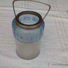 Antigüedades: BOMBONERA CRISTAL. Lote 41116820