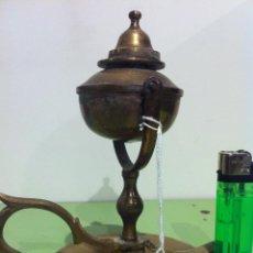 Antigüedades: LÁMPARA DE ACEITE. Lote 41117486