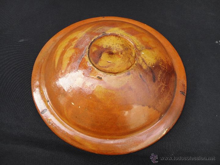 Antigüedades: Alfarería catalana: Fuente La Bisbal s. XIX - Foto 4 - 41200973