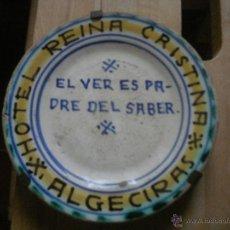 Antigüedades - Platito para colgar. - 41215527