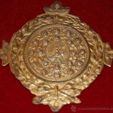 Antigüedades: APLIQUE VIRGEN DE LAS ANGUSTIAS GRANADA. Lote 41221613