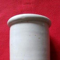 Antigüedades: ANTIGUA MEMBRILLERA CERAMICA VASCA. Lote 41241082