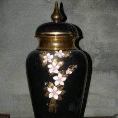 Antigüedades: GRAN JARRÓN DE CERÁMICA . Lote 41263562