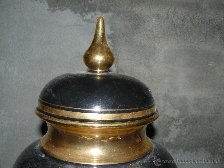 Antigüedades: GRAN JARRÓN DE CERÁMICA - Foto 2 - 41263562