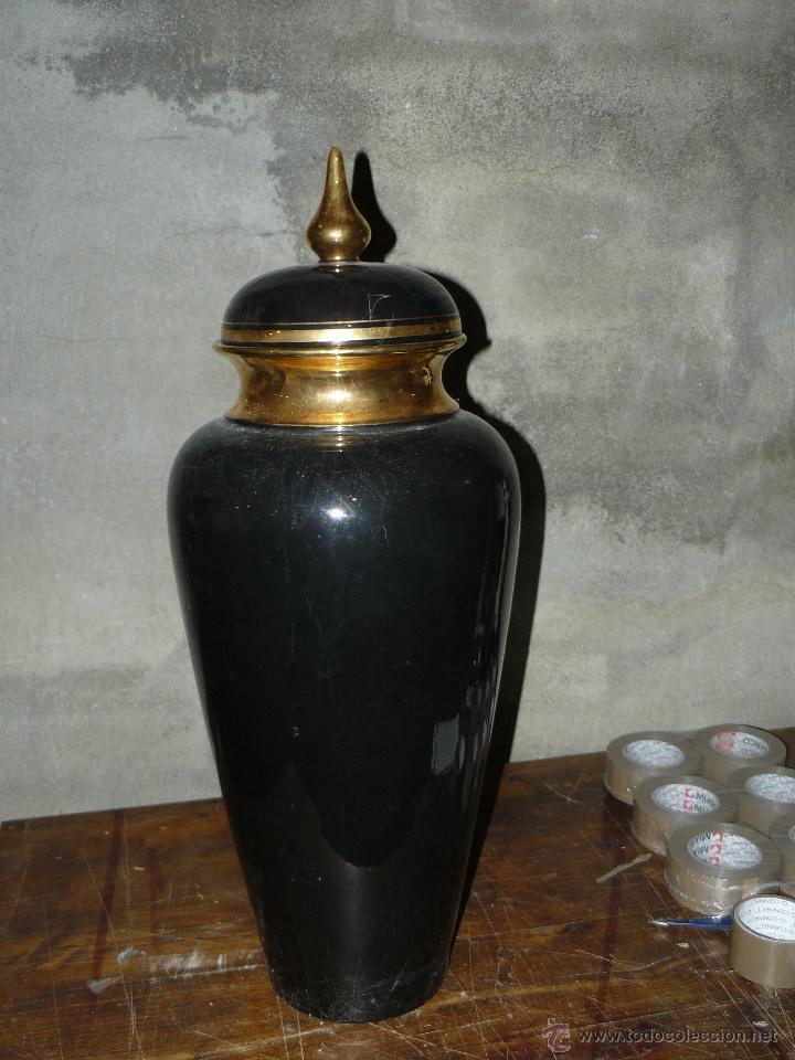 Antigüedades: GRAN JARRÓN DE CERÁMICA - Foto 5 - 41263562