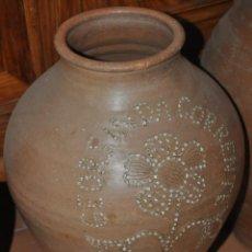 Antigüedades: TINAJA CECLAVIZ BADAJOZ . CON INCRUSTACIONES . Lote 41282989