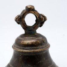 Antigüedades: CAMPANA BRONCE S XVIII. Lote 41303827