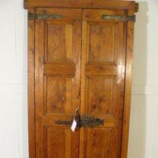 Antigüedades: MAGNIFICA PUERTA DE ARMARIO SIGLO XVIII. Lote 41329995