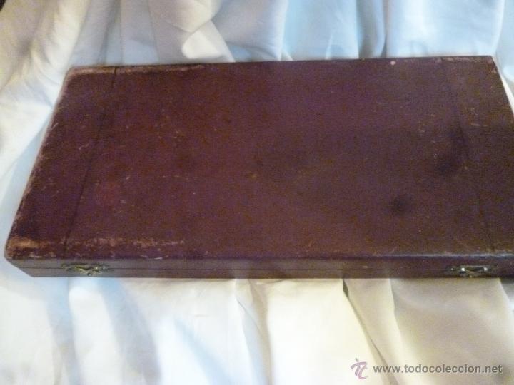 Antigüedades: CUBIERTOS DE SERVICIO - Foto 5 - 41335809